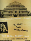 Wrestling at Royal Albert Hall